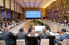 APEC senior officials convene second meeting in Hanoi
