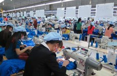 Indian firms eye strengthened textile and garment links with Vietnam