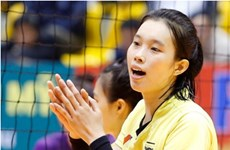 U23 women to attend Asian volleyball tourney
