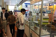 International medical, pharmaceutical exhibition opens