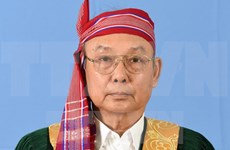 Myanmar top legislator starts official visit to Vietnam