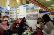 Top Thai-branded products displayed in HCM City