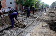 VNR proposes 308 mln USD in fund for railway renovation