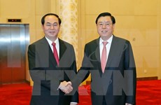 Vietnamese, Chinese legislatures urged to increase experience sharing