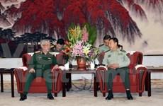 Senior military officials of Vietnam, China meet in Beijing