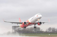 VietJet Air to open Hanoi-Yangon route