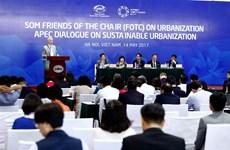 APEC moves to boost sustainable urbanisation amid globalisation
