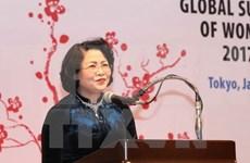 Global Summit of Women 2017 wraps up in Tokyo