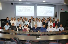 First Vietnamese scientists' club in Australia debuts