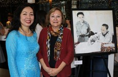 Book on President Ho Chi Minh launched in Canada