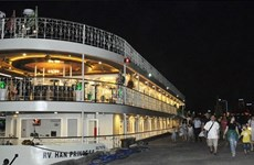 Central city launches five-star river cruise