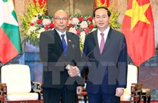 Vietnam, Myanmar urged to cooperate for mutual development