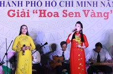 Over 300 artists join HCM City's Don ca tai tu festival