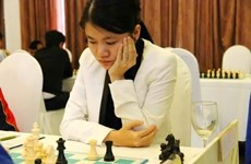 Vietnamese women masters dominate Asian chess competition