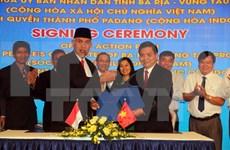 Vietnamese, Indonesian localities boost partnership