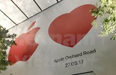 Apple to launch first retail store in Southeast Asia