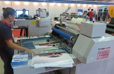 Digital printing technology exhibition opens in HCM City