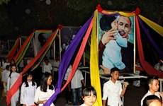 Nghe An: Festival honours late President Ho Chi Minh