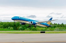 Vietnam Airlines launches two daily Hanoi-Dong Hoi flights