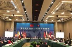 Vietnam attends 23rd ASEAN-China Senior Officials' Consultation