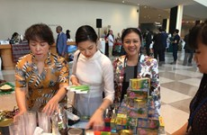 Vietnam joins tea, coffee festival at UN headquarters