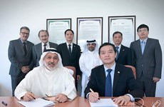 Hoa Binh company expands to the Middle East