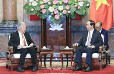 Vietnam, Indonesia seek to achieve 10 billion USD trade