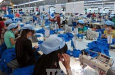 Garment exports enjoy strong growth
