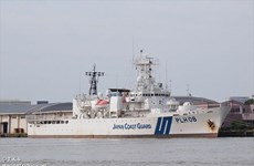Japan Coast Guard vessel to join anti-piracy drill in Vietnam
