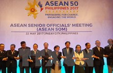 ASEAN, partner countries discuss cooperation orientations