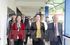 Vietnam-Cuba Friendship Association has new president