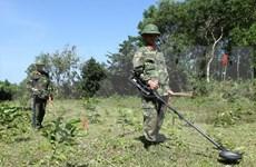 Binh Phuoc handles post-war bomb, ordnance leftovers