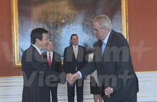 Czech President expects fruitful outcomes in Vietnam visit