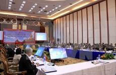ASEAN senior officials seek measures for trans-national crimes