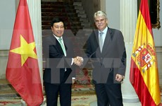 Top diplomats highlights Vietnam-Spain sound cooperation