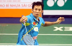 Vietnam win third match at Sudirman Cup