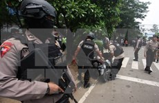 Indonesia confirms two suicide bombers' identity