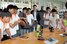 Mekong Delta students get German state's scholarships