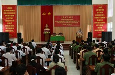 Contest on Vietnam-Laos relations launched in Hau Giang province