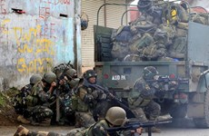 Philippines confirms presence of foreigner among IS-linked gunmen