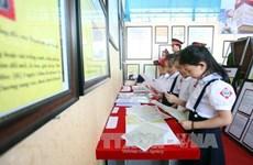 Hoang Sa – Truong Sa exhibition goes to Bac Kan