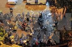 Jakarta blasts: Three suspects arrested in West Java