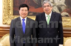 Portugal eyes strengthened ties with Vietnam