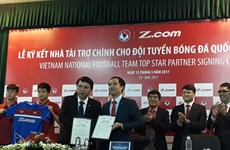 Z.com continues to be national football teams' main sponsor