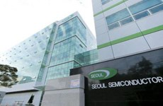 RoK firm inaugurates semiconductor plant in Ha Nam