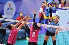 Vietinbank wins first match at Asian club champs
