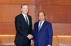 Prime Minister's visit set to forward Vietnam-US relations