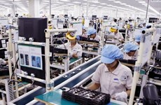 HCM City's industrial production index rises 7.29 percent