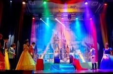 Musical drama to be staged in rural districts on Children's Day