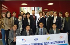 EU-funded project improves Vietnam's support industry